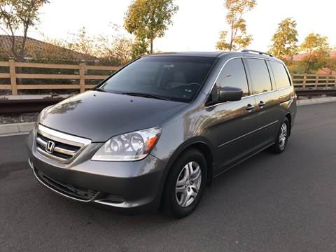 2007 Honda Odyssey for sale at MSR Auto Inc in San Diego CA