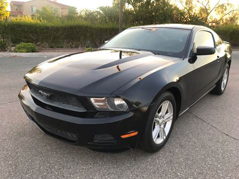 2010 Ford Mustang for sale at MSR Auto Inc in San Diego CA
