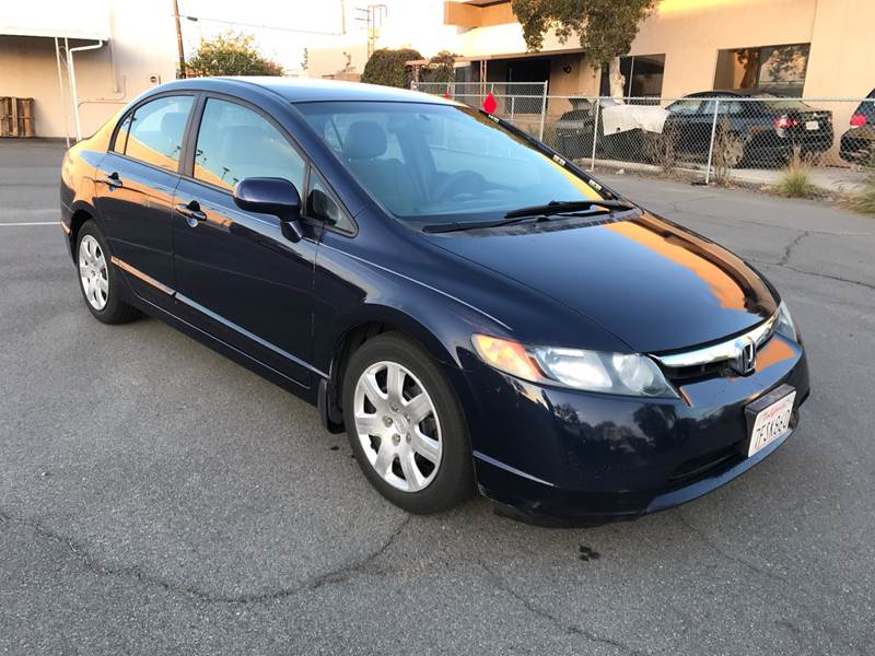 2008 Honda Civic for sale at MSR Auto Inc in San Diego CA