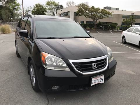 2010 Honda Odyssey Touring for sale at MSR Auto Inc in San Diego CA