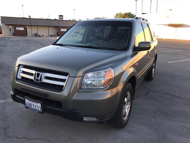 2007 Honda Pilot EX-L (image 2)