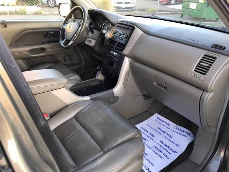 2007 Honda Pilot EX-L (image 11)