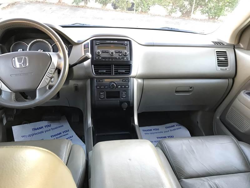 2007 Honda Pilot EX-L (image 21)