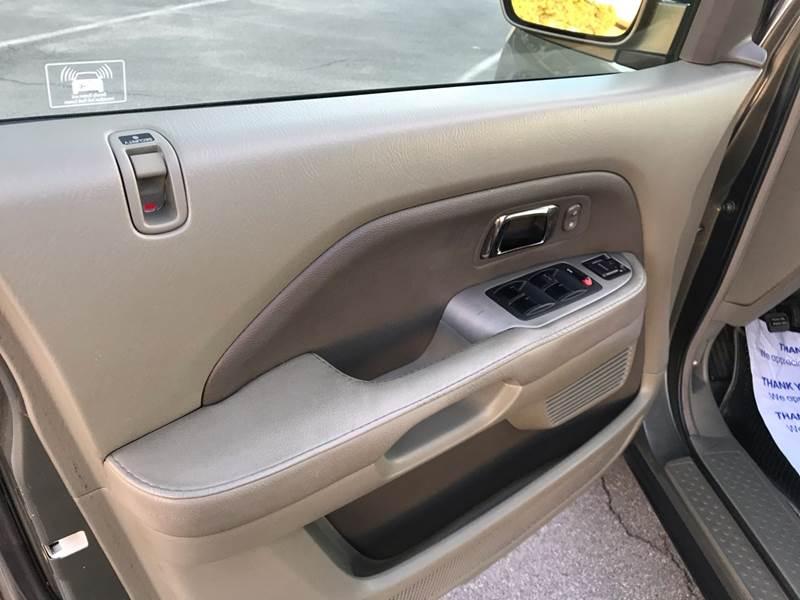 2007 Honda Pilot EX-L (image 24)