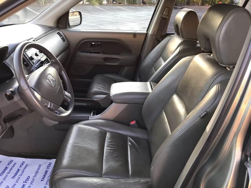 2007 Honda Pilot EX-L (image 25)
