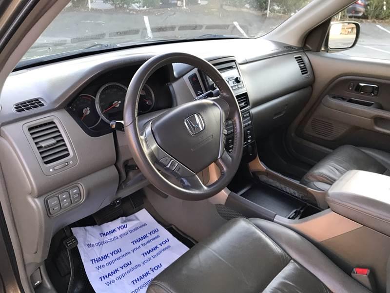 2007 Honda Pilot EX-L (image 26)