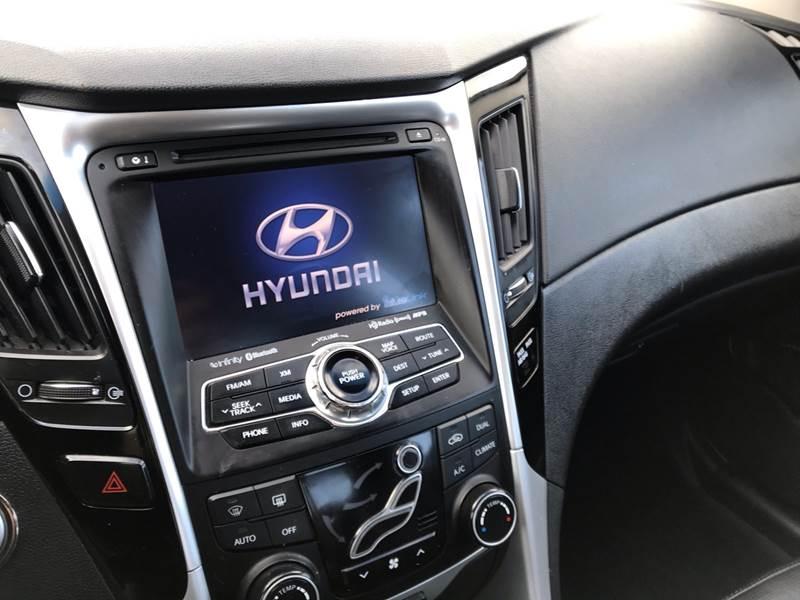 2012 Hyundai Sonata Limited (image 30)