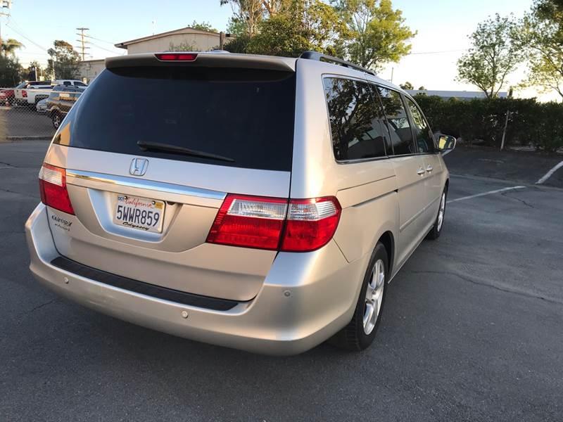 2007 Honda Odyssey Touring w/DVD w/Navi (image 6)