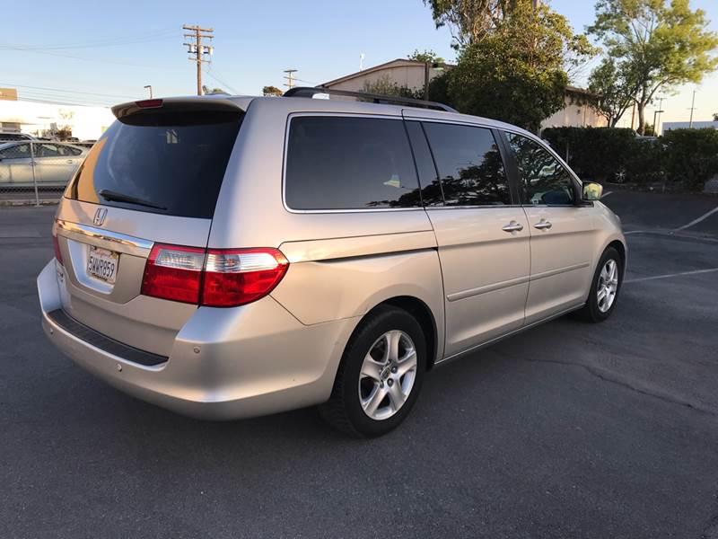 2007 Honda Odyssey Touring w/DVD w/Navi (image 7)