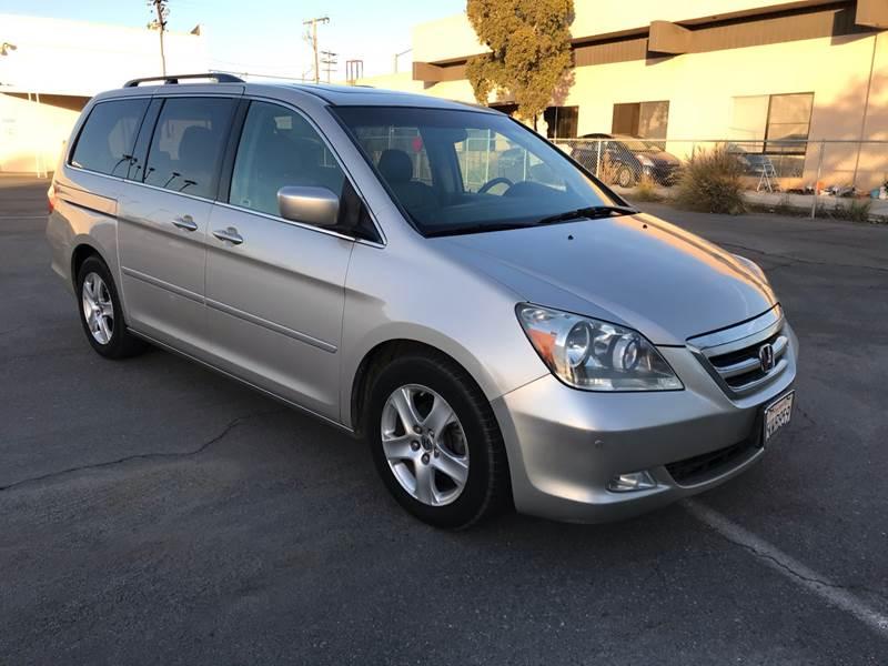 2007 Honda Odyssey Touring w/DVD w/Navi (image 10)