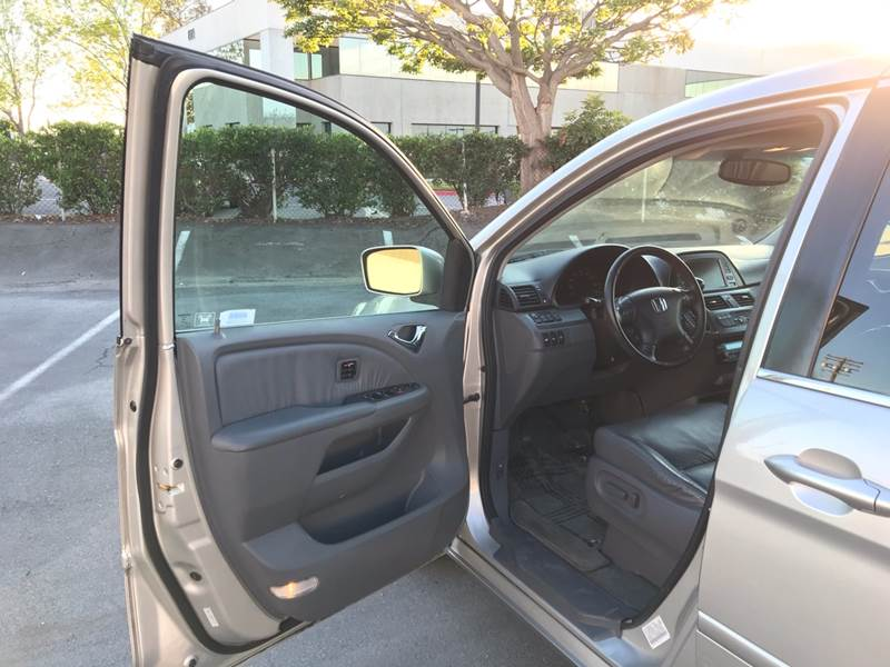 2007 Honda Odyssey Touring w/DVD w/Navi (image 11)