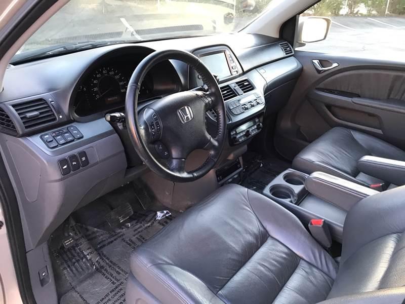 2007 Honda Odyssey Touring w/DVD w/Navi (image 14)