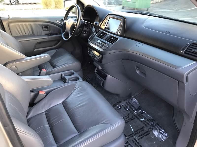 2007 Honda Odyssey Touring w/DVD w/Navi (image 21)