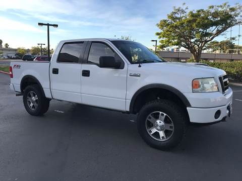 2008 Ford F-150 FX4 for sale at MSR Auto Inc in San Diego CA