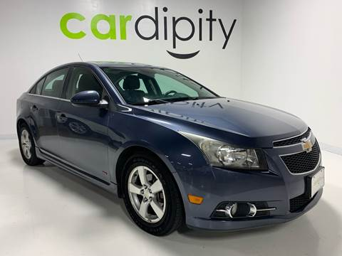 2013 Chevrolet Cruze for sale in Dallas, TX