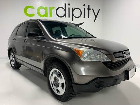 2009 Honda CR-V LX for sale at Cardipity in Dallas TX