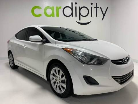 2011 Hyundai Elantra GLS for sale at Cardipity in Dallas TX