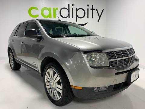 2008 Lincoln MKX for sale at Cardipity in Dallas TX