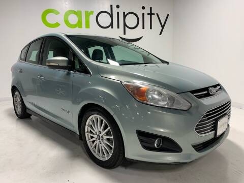 2013 Ford C-MAX Hybrid SEL for sale at Cardipity in Dallas TX