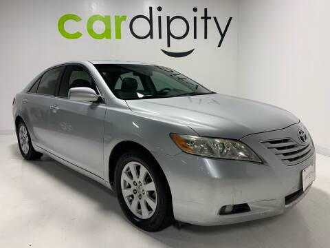 2007 Toyota Camry XLE V6 for sale at Cardipity in Dallas TX