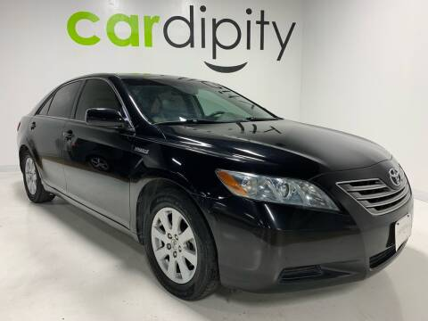 2007 Toyota Camry Hybrid for sale at Cardipity in Dallas TX