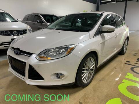 2012 Ford Focus SEL for sale at Cardipity in Dallas TX