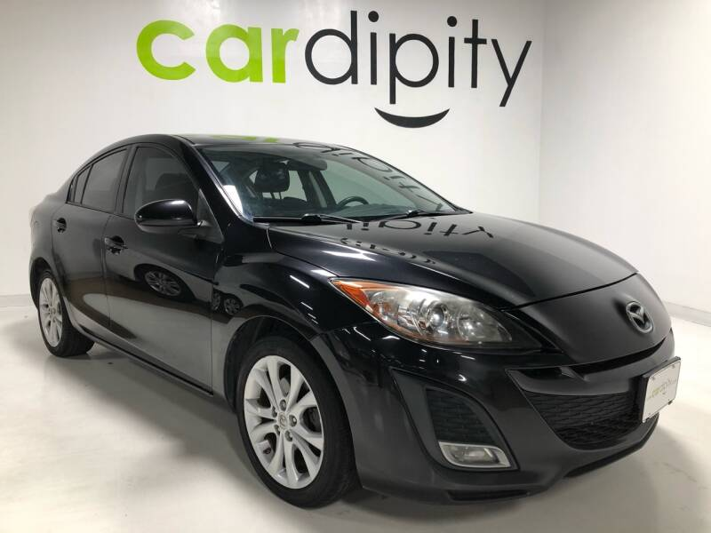 2011 Mazda MAZDA3 for sale at Cardipity in Dallas TX