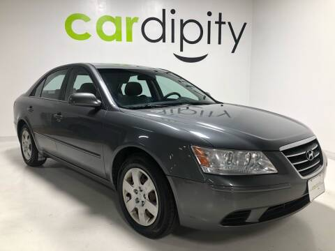 2009 Hyundai Sonata for sale at Cardipity in Dallas TX