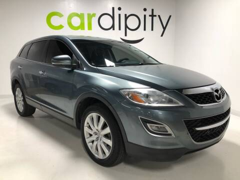 2010 Mazda CX-9 for sale at Cardipity in Dallas TX