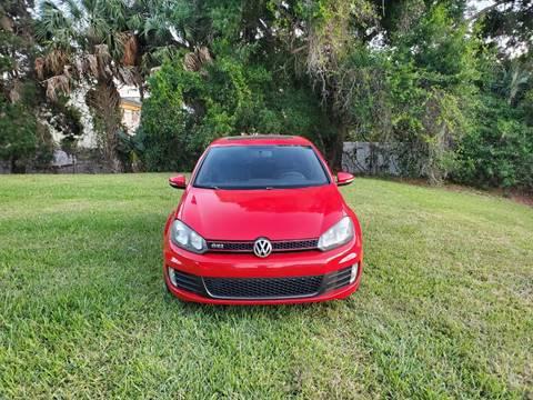 2010 Volkswagen GTI for sale in Tampa, FL