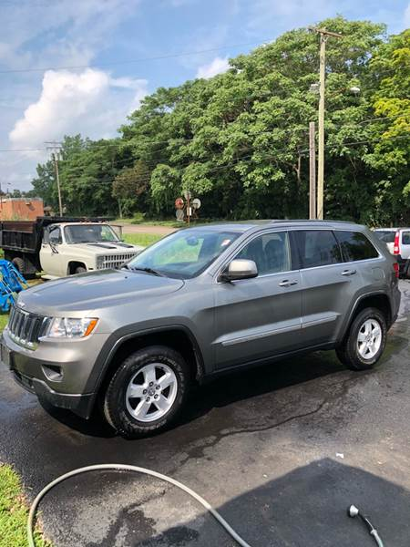 2012 Jeep Grand Cherokee for sale at Erie Shores Car Connection in Ashtabula OH