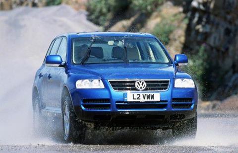 2004 Volkswagen Touareg for sale at Q Motors in Lakewood WA