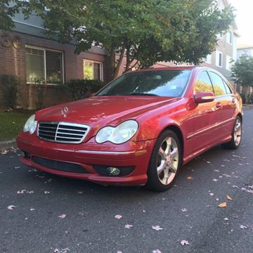 2007 Mercedes-Benz C-Class for sale at Q Motors in Lakewood WA