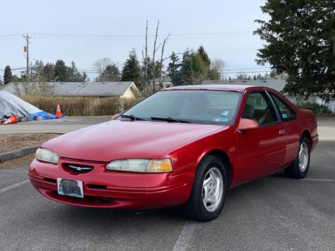 1996 ford thunderbird for sale in lakewood, wa