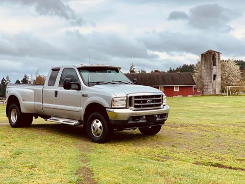 2001 Ford F-350 Super Duty for sale in Lakewood, WA