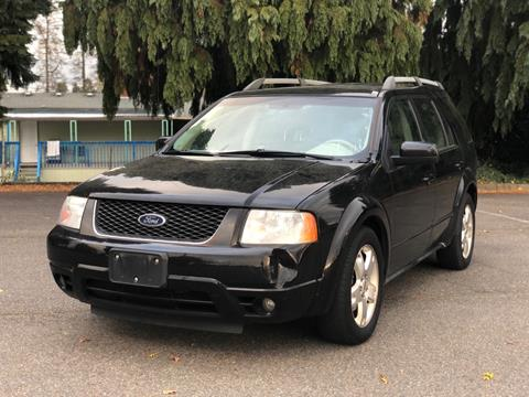 2005 Ford Freestyle for sale at Q Motors in Lakewood WA