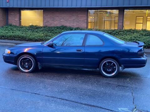 1996 Toyota Camry for sale at Q Motors in Lakewood WA