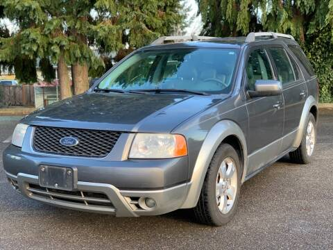 2005 Ford Freestyle SEL for sale at Q Motors in Lakewood WA