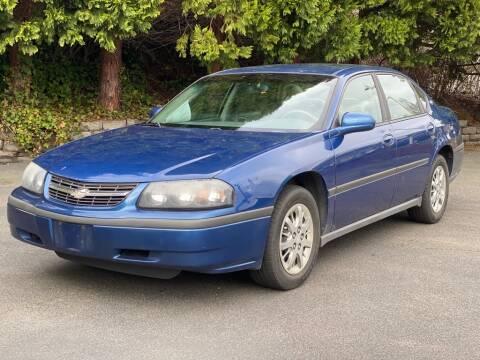 2005 Chevrolet Impala for sale at Q Motors in Lakewood WA