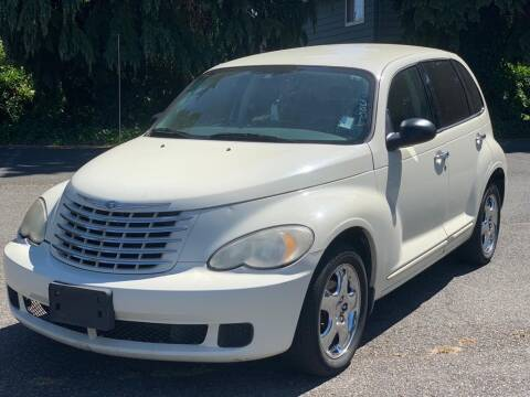 2007 Chrysler PT Cruiser for sale at Q Motors in Lakewood WA