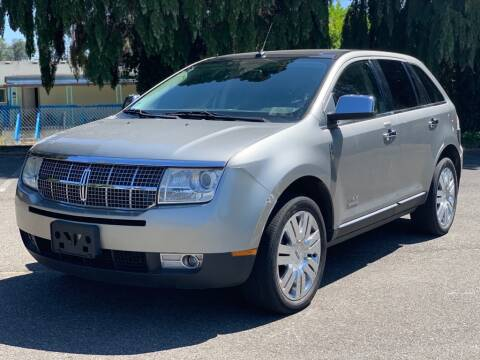2008 Lincoln MKX for sale at Q Motors in Lakewood WA