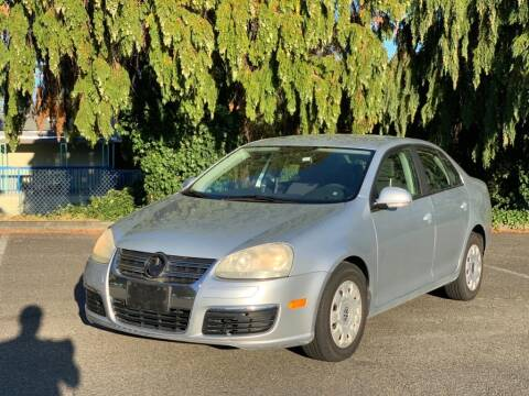 2006 Volkswagen Jetta for sale at Q Motors in Lakewood WA