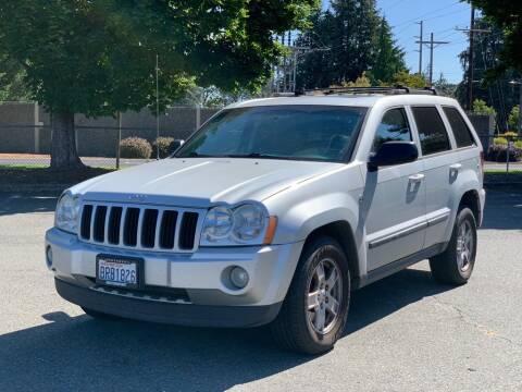 2007 Jeep Grand Cherokee for sale at Q Motors in Lakewood WA