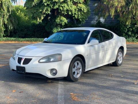 2006 Pontiac Grand Prix for sale at Q Motors in Lakewood WA