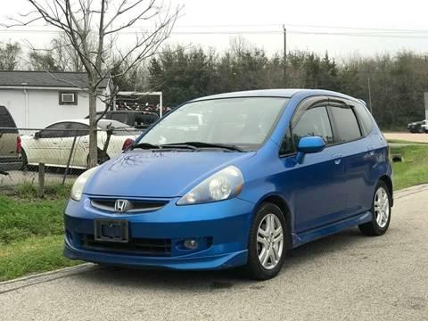 2007 Honda Fit for sale in La Porte, TX