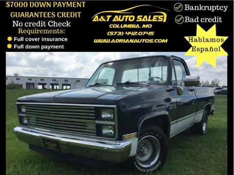 1983 GMC C/K 1500 Series for sale in Columbia, MO