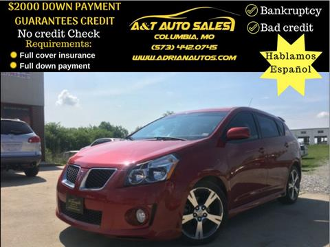 2009 Pontiac Vibe for sale in Columbia, MO