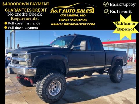 1998 GMC Sierra 1500 for sale in Columbia, MO