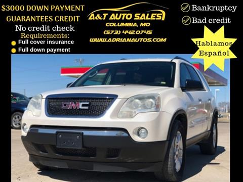 2007 GMC Acadia for sale in Columbia, MO