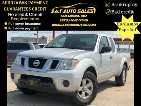 2012 Nissan Frontier for sale in Columbia, MO